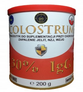 Colostrum Nutraceutyk 200 g